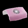 Kép 1/2 - Design kéztámaszos porelszívó - Pink műbőr
