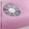 Kép 2/2 - Design kéztámaszos porelszívó - Pink műbőr