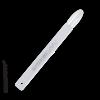Kép 3/3 - Nyeles ovális tip fém gyűrűvel - clear (50db)
