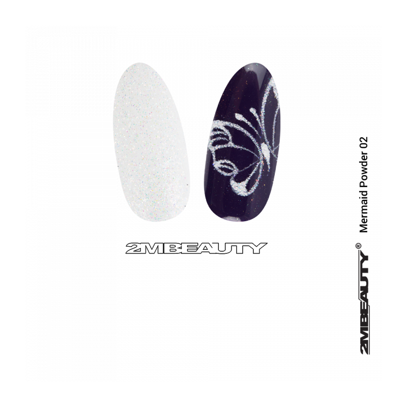 Pigmentpor - Mermaid Powder 02
