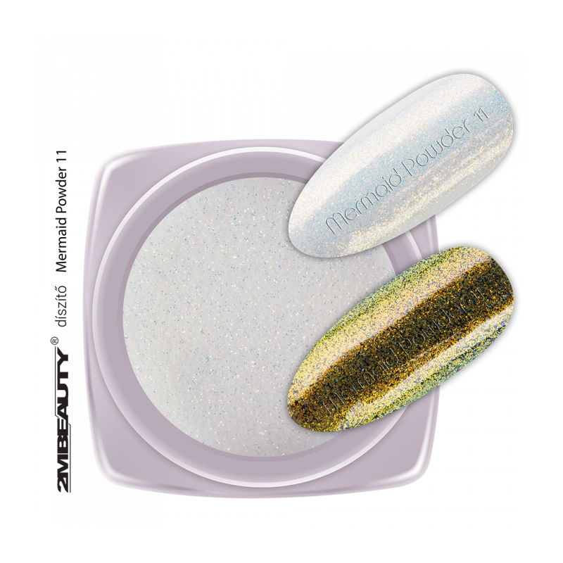 Pigmentpor - Mermaid Powder 11