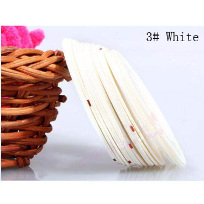 Metálszál - White #3