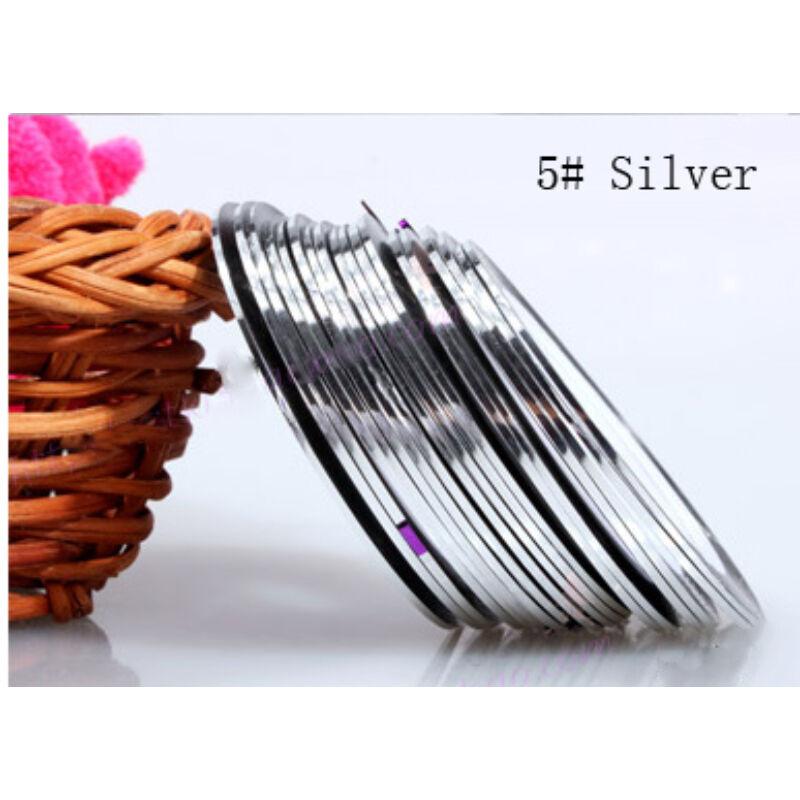 Metálszál - Silver #5