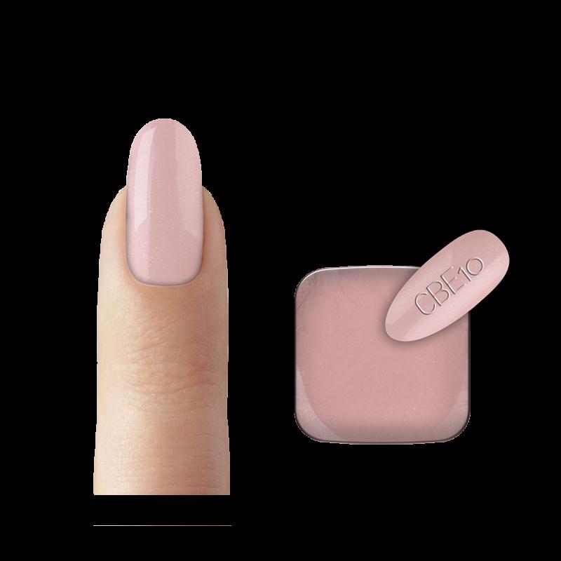 Gel Lack - Colored Base Elastic Shimmer CBE10