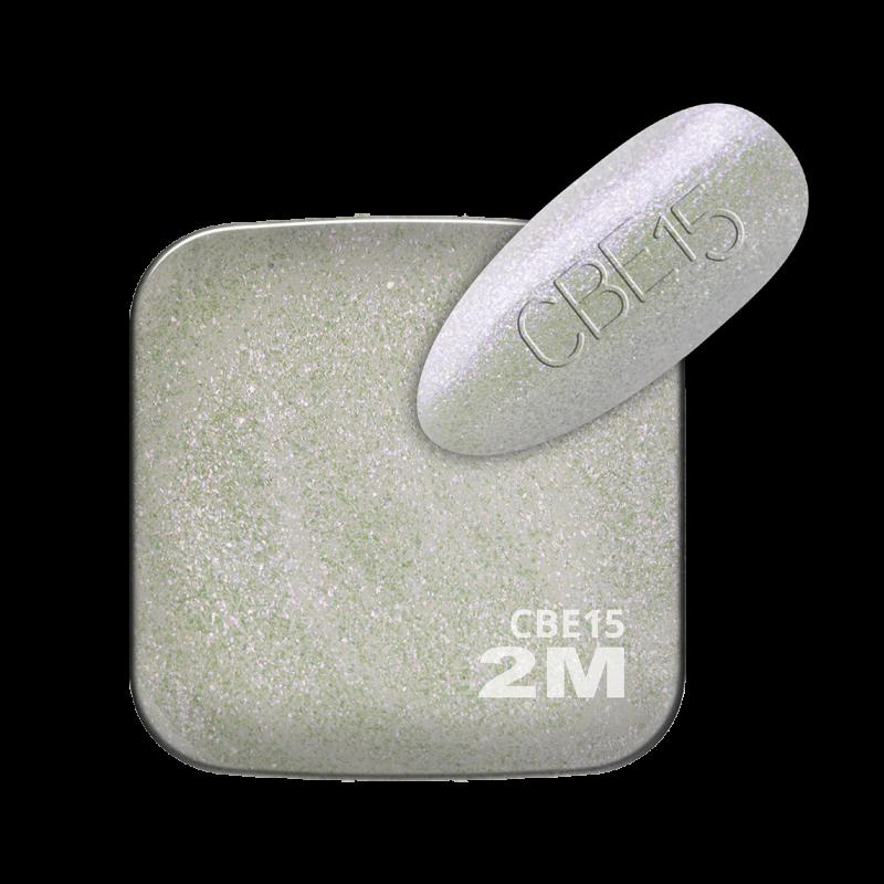 Gel Lack - Clear Base Elastic Shimmer CBE15