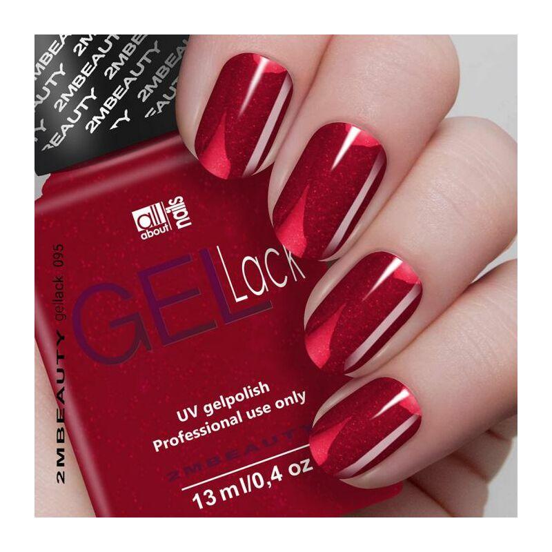Gel Lack - Csillámos 095