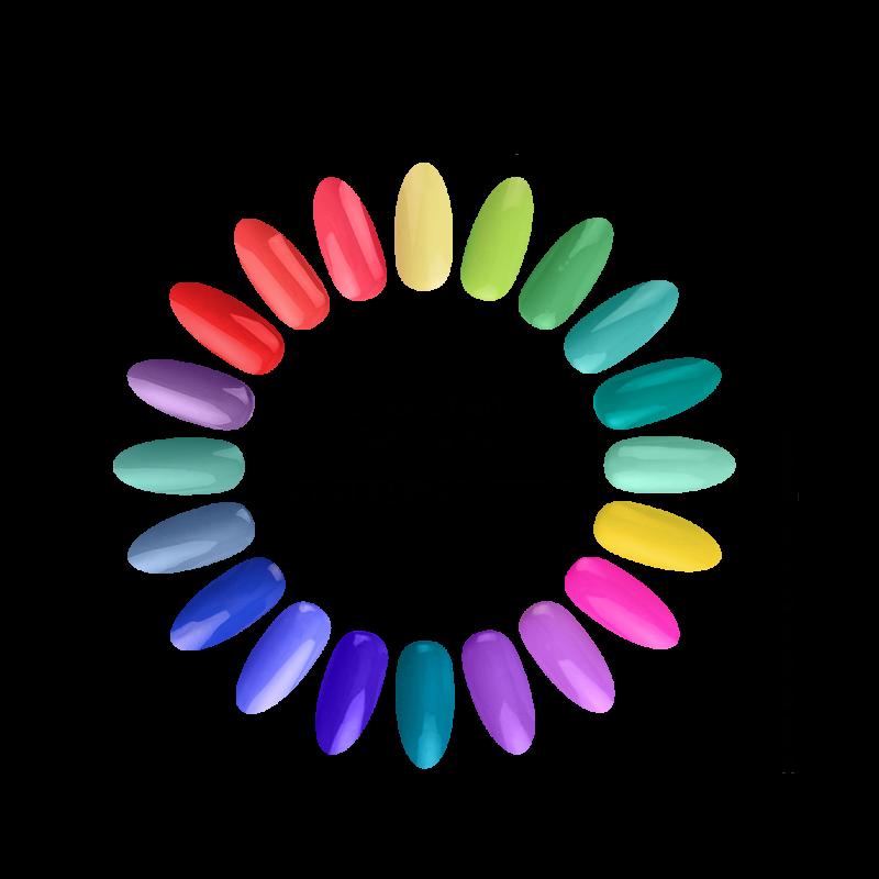Gel Lack - Fun Color 674