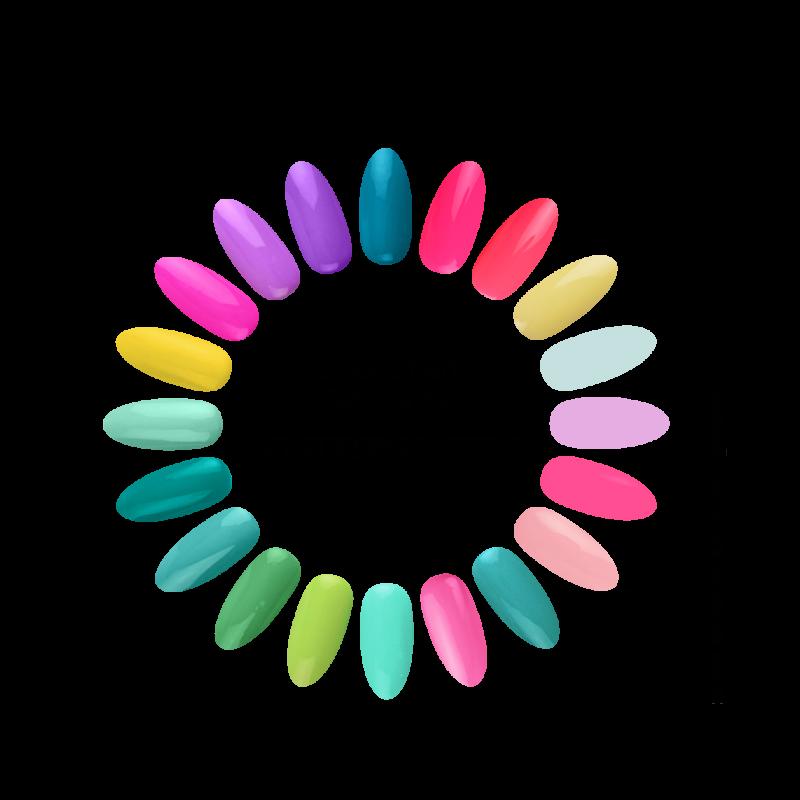 Gel Lack - Fun Color 801