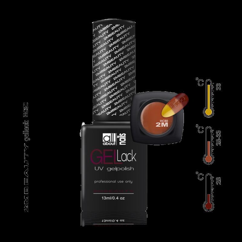 Gel Lack - Hőre változó HC80
