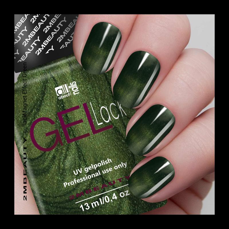 Magnet Effect Gel - Green