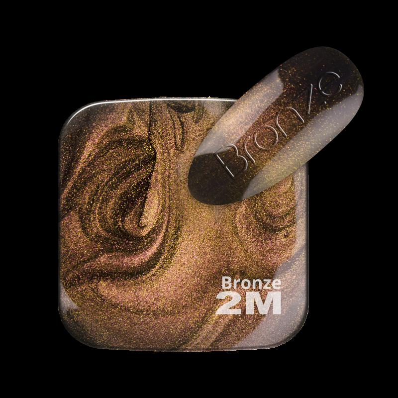 Magnet 5D Super Effect Bronze