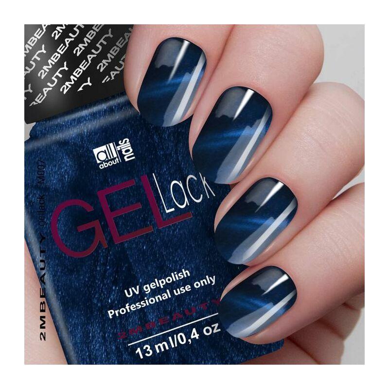 Mágneses Gel Lack - MAGNET007