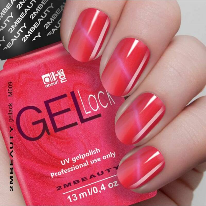 Mágneses Gel Lack - MAGNET009