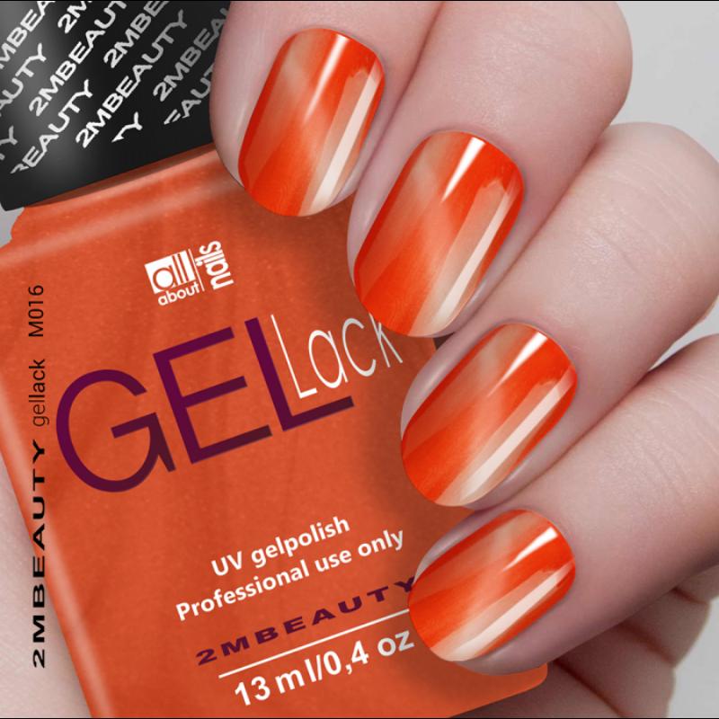 Mágneses Gel Lack - MAGNET016