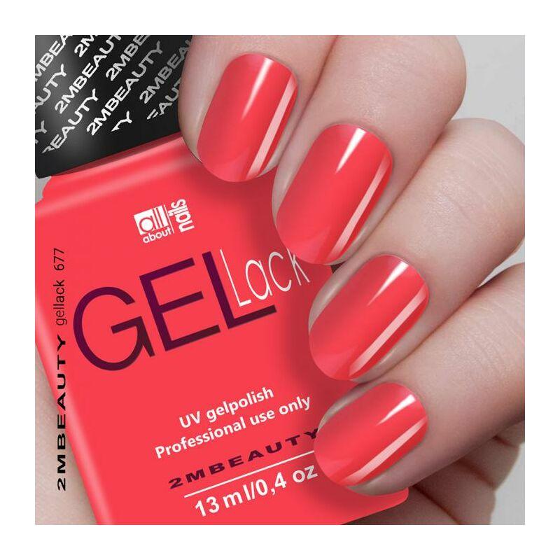 Gel Lack - Neon 677