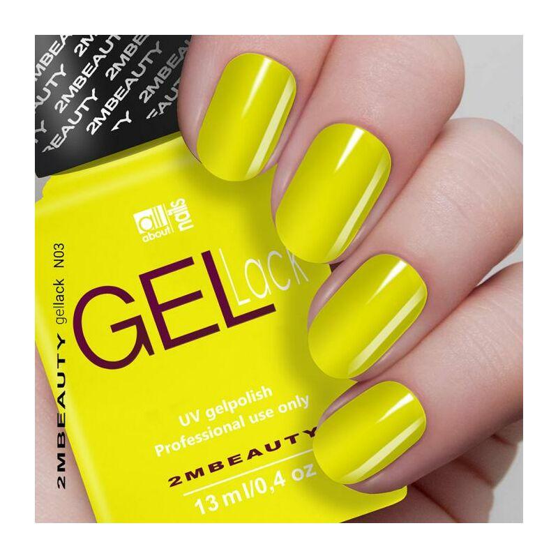 Gel Lack - Neon N003
