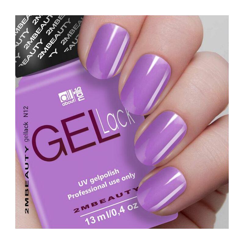 Gel Lack - Neon N012