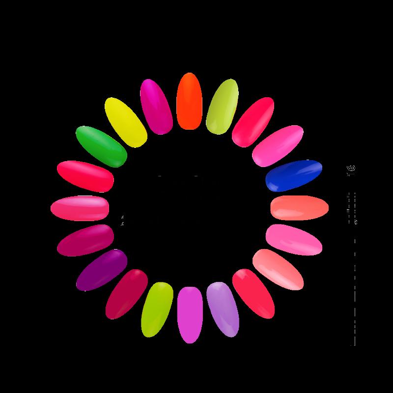 Gel Lack - Neon N016