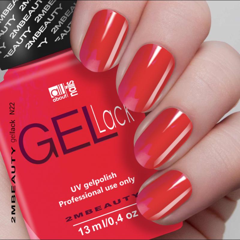 Gel Lack - Neon N022