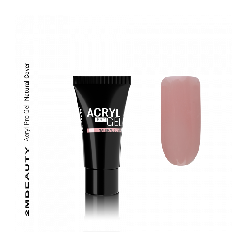 Acryl Pro Gel - Natural Cover