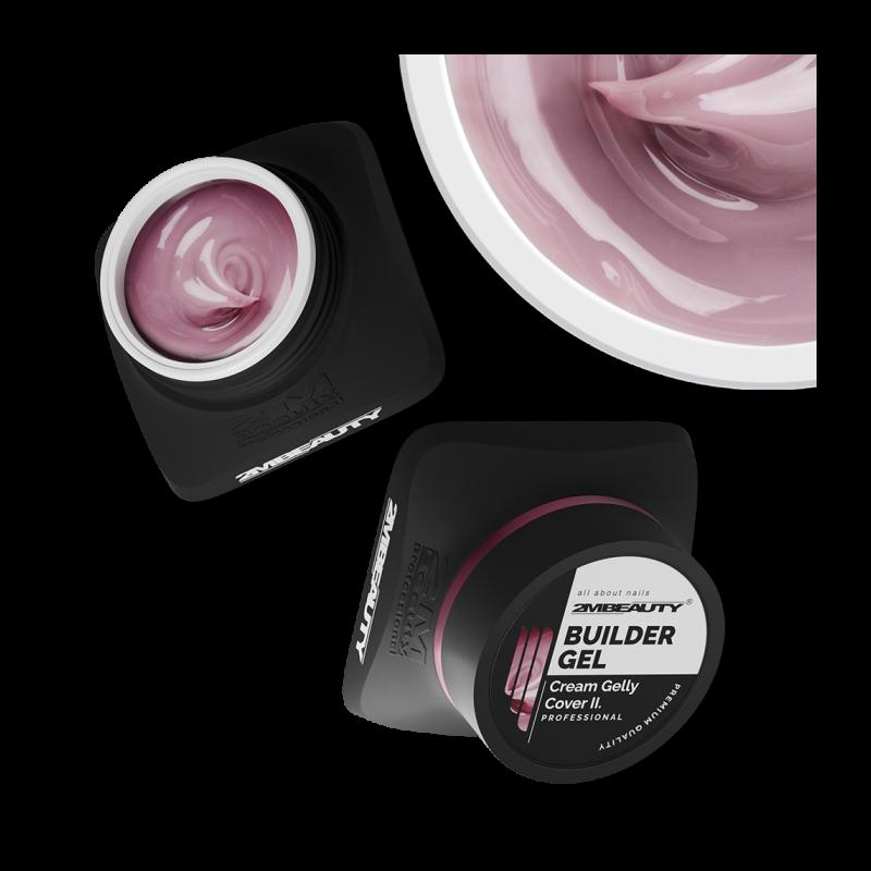 Cream Gelly Cover II. építőzselé 30g
