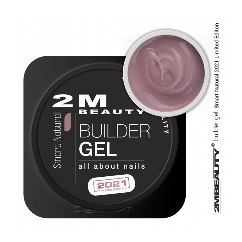 Smart Natural Gel - 2021 Limited Edition 30g