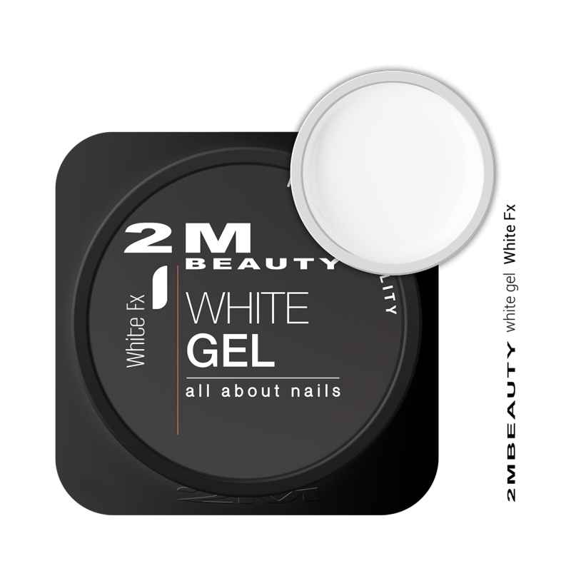 White FX - fehér zselé